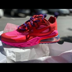 Nike Air Max 270 React/ Womens Size 9